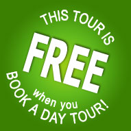 Get this tour free when you book any Darby O'Gill day tour!