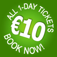 Hop-on Hop-off Dublin sightseeing  tours just 10 euro