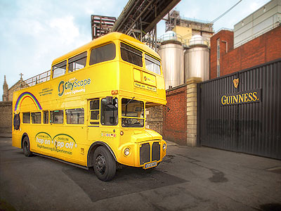 Day Tours in Ireland: Dublin Vintage City Tour