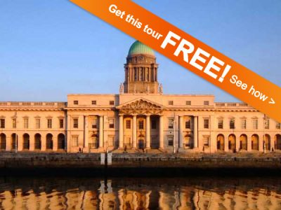 Day Tours in Ireland: Dublin Hop-on Hop-off
