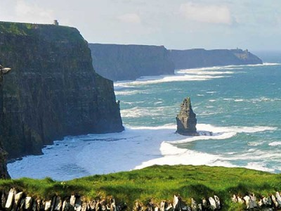Irish Tourist Attractions: Visit Cliffs of Moher