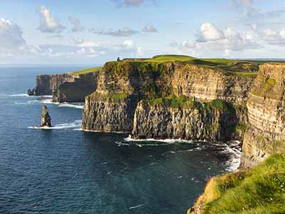 Day Tours in Ireland: Cliffs of Moher Tour