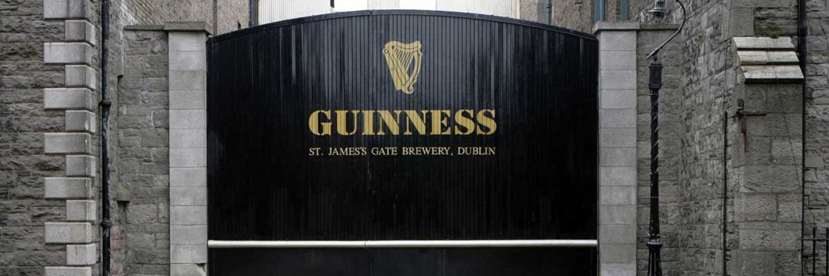 Visit the world-famous Guinness Storehouse