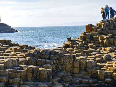 Irish Tourist Attractions: Visit Giant's Causeway
