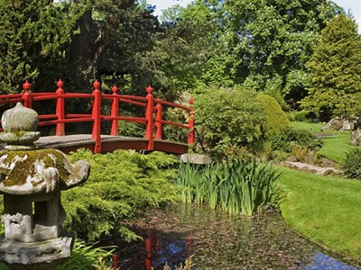 Irish Tourist Attractions: Visit Japanese Gardens