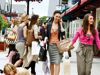 Irish Tourist Attractions: Visit Kildare Village Outlet