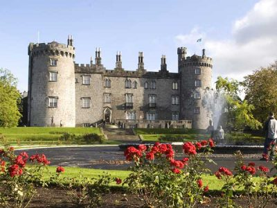 Irish Tourist Attractions: Visit Kilkenny Castle