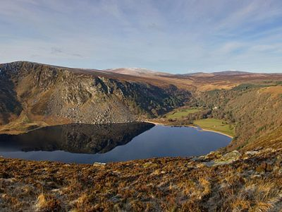 Irish Tourist Attractions: Visit Lough Tay
