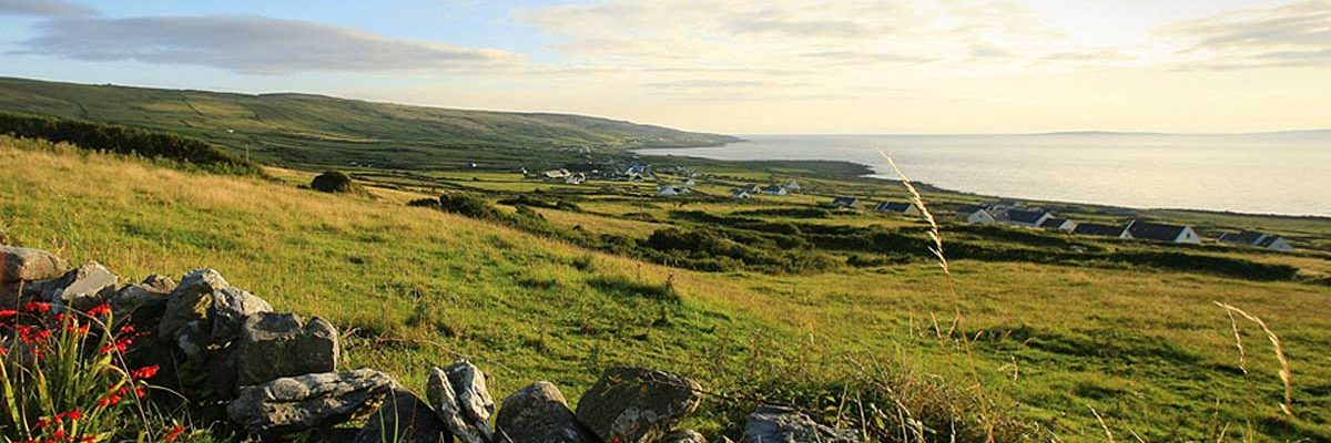 Breathtaking scenery along the Wild Atlantic Way